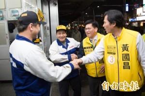 黃國昌學者從政 曾被民眾嗆「跑來選舉幹嘛」