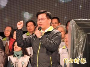 新總統就職前 林佳龍:建議各民主國家保護台灣