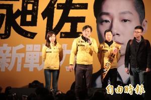 選前還在罵人 黃國昌:車輪黨最沒資格罵
