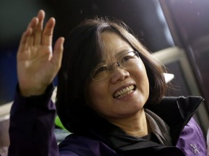CNN:台灣將選出首位女性領導人