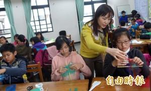 玩出創造力…新東國中數理育樂營課程很特別
