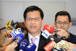 民進黨掌國會 林佳龍:立院先遷台中