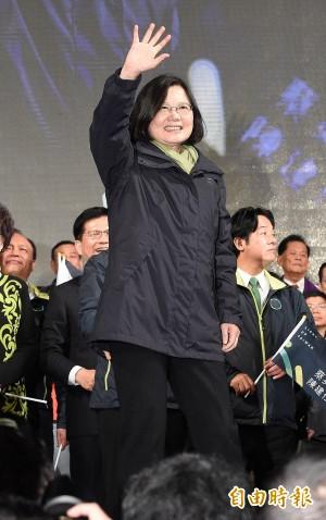 大選之後 美媒點出台灣的新方向