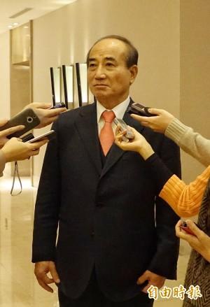 林錫山羈押 王金平:深感痛心跟遺憾