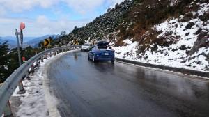 近10年最強寒流來襲 台14甲線可能降雪冰封