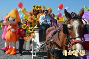 屏東熱帶農業博覽會將開幕 潘孟安前往勘查