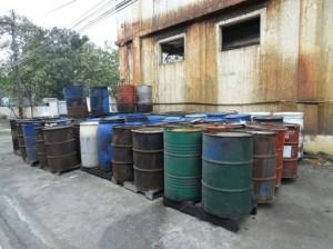 任意棄置廢棄物 警逮13名環保蟑螂
