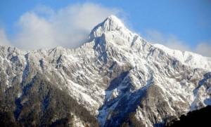 玉山2月起雪季管制 確保登山安全