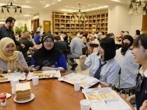 日本擁抱穆斯林 推「清真認證」餐廳