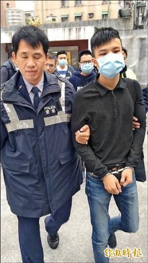 不滿小姐拒出場 6酒客砸店毆警被起訴