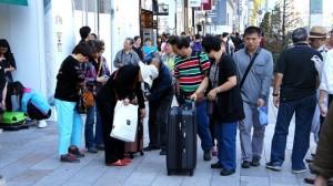 英媒報中國遊客行徑 讓日本人苦惱、無奈