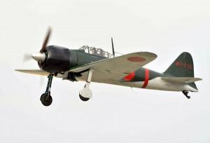 日本「神風特攻隊」零式戰機 二戰後首度升空