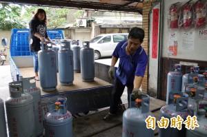 過年小確幸!桶裝瓦斯、天然氣估將雙雙調降
