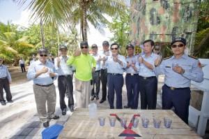 登太平島與中國唱和 林濁水:譴責馬英九