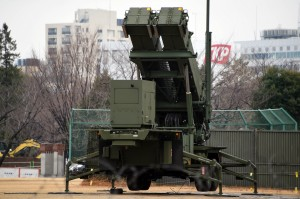 防範北韓試射導彈 日本愛國者飛彈已部署完成