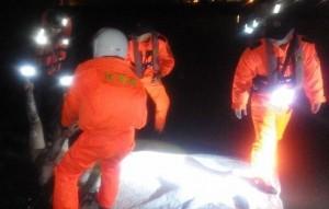 捕鰻魚苗落海失蹤 6天後陳船長遺體尋獲