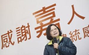 打拚為台灣奠基! 蔡英文:做不好人民將收回權力