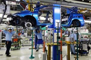 豐田頭大了 日本廠2月初恐面臨停工