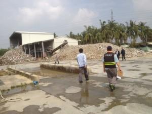 砂石廠砂塵汙染  台南去年11家挨罰