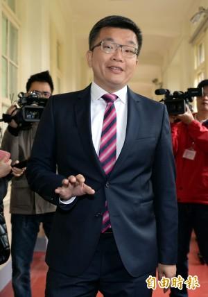 蔡其昌:國會議長是中立化 不是機器人化