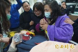 永康奇美醫院湧入大量震災傷者 醫院全面備戰