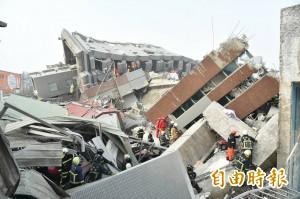衛福部最新災情統計:12死、482傷、103住院