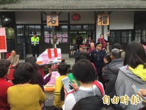 為台南祈福 石榴火車站百年風華再現