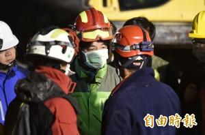 專家:台南市府立下地方政府救災典範