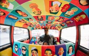 世界最潮計程車在印度! 設計師創業吸睛