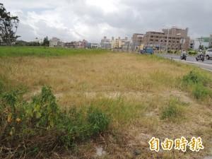竹縣湖口體育公園 擬打造多功能風雨球場