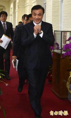新國會開議  蘇嘉全張善政兩樣情