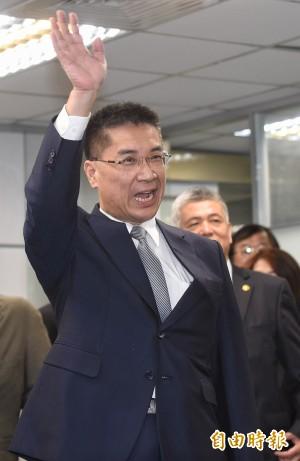 在國是論壇說要廢除國是論壇  徐國勇霸氣宣告!