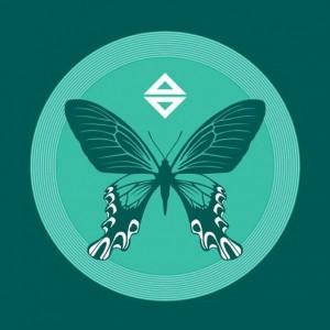 台灣國貼紙為何有蝴蝶? 設計師有這樣的期許……