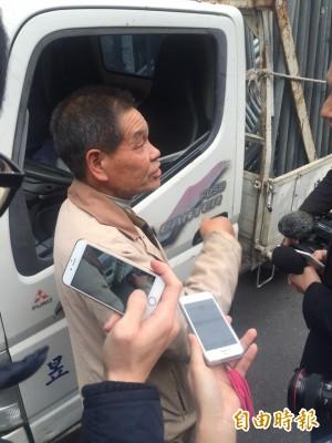 男偷貨車代步逛市區 當街被警壓制逮捕