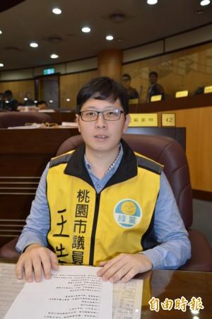 國中 7:10 考模擬考 桃市議員王浩宇關切