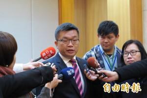 時代力量換委員會遭拒 蔡其昌:民進黨內協調困難