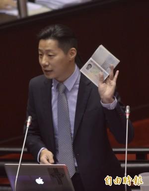 喊台獨引熱議  林昶佐:盼以台灣為名、成為正常國家