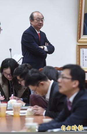 遭徐永明指控壟斷委員會  柯辦再出「兩招」反擊