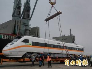太魯閣號新列車 將秘密變身可愛Kitty風