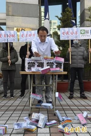 國民黨主席補選 李新主張:全部黨產還給全體黨員
