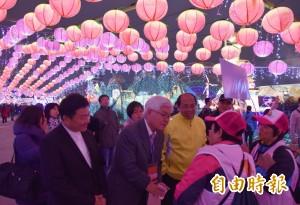 李進勇:雲林要公平對待 我們要2017年台灣燈會