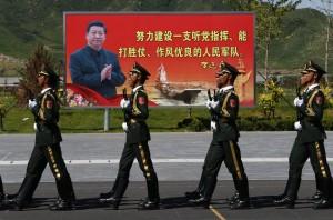 南海爭議加劇 傳中國今年軍事預算將大增