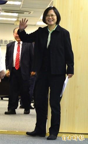 小英兼任黨主席 謝長廷這麼看...