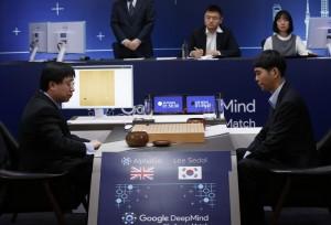 擊敗世界棋王的AlphaGo 背後推手是台灣人