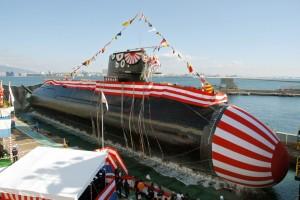 日本派蒼龍級潛艦赴澳軍演 爭取軍購合約