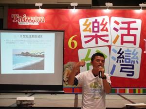 綠島大象游香江 推銷台灣「永續旅遊」