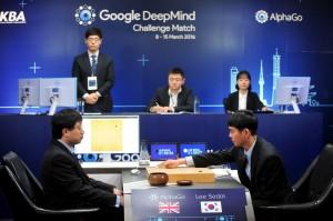 AlphaGo世界圍棋排名第四  DeepMind:柯潔準備好了嗎?