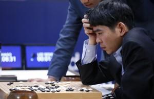 柯潔評AlphaGo:有些業餘  下的一些棋沒有意義