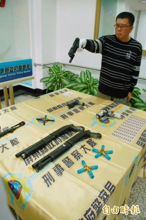 軍火販潛逃中國遙控出售大批軍火 警及時攔截