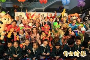 台中4月「玩劇總動員」 29場表演免費看